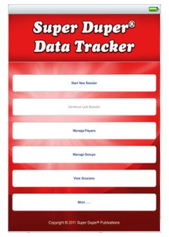 Super Data TRacker 1