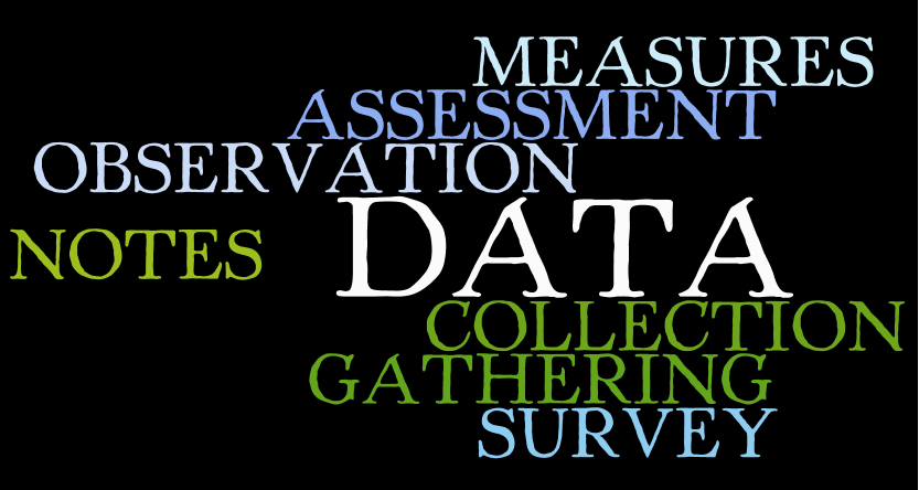 collecting data Data collection is the process of gathering and measuring information on targeted variables in an established systematic fashion, which then enables one to answer.