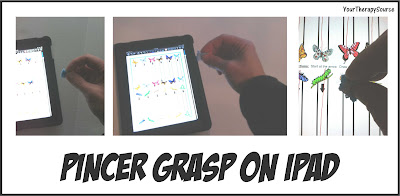 Development of Pincer Grasp Pincer Grasp on Ipad Ideas