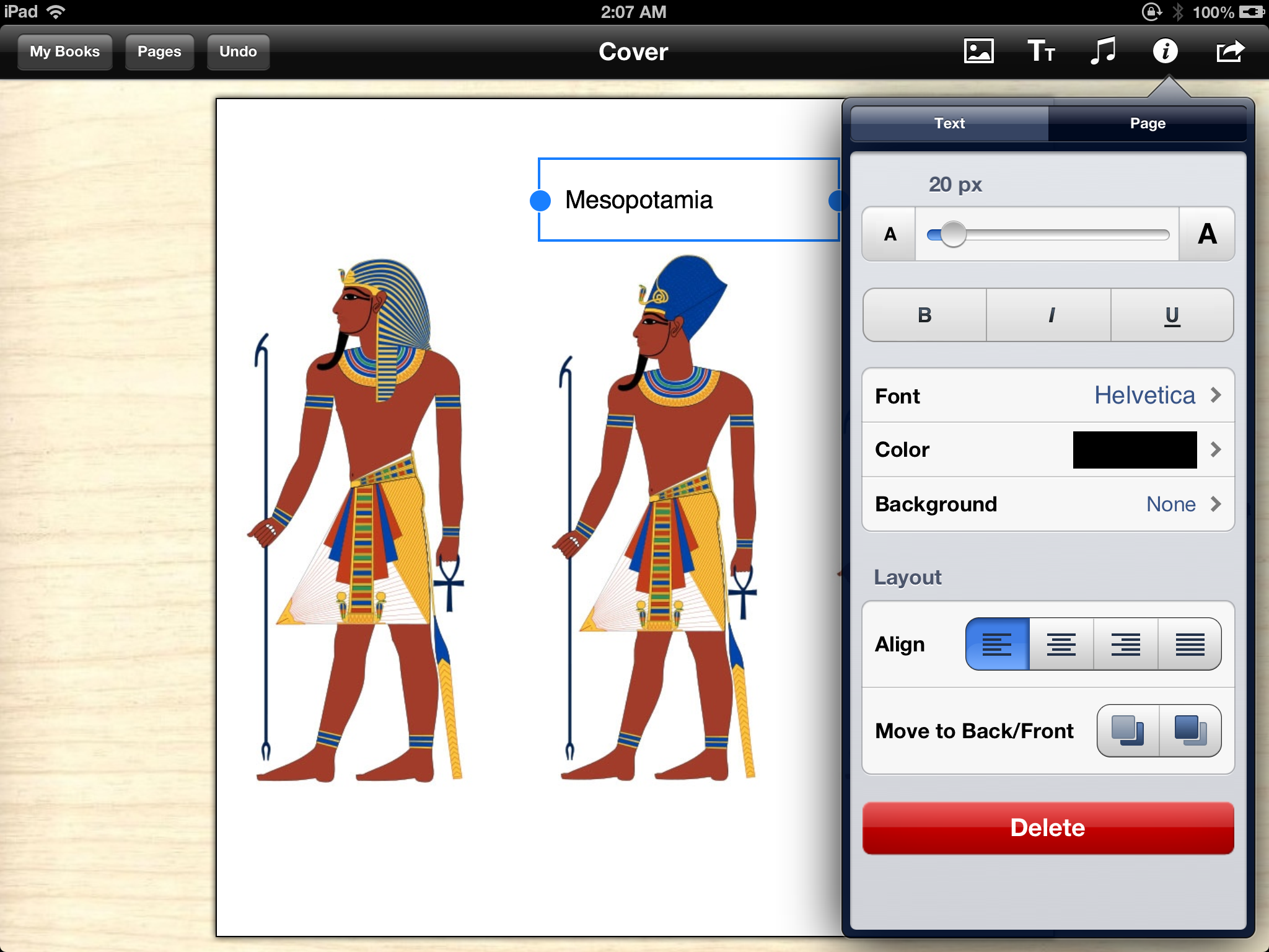 Book creator for ipad ot s with apps amp technology