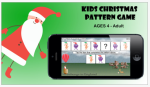 Kids Christmas Pattern game pic1