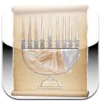 Menorrah icon
