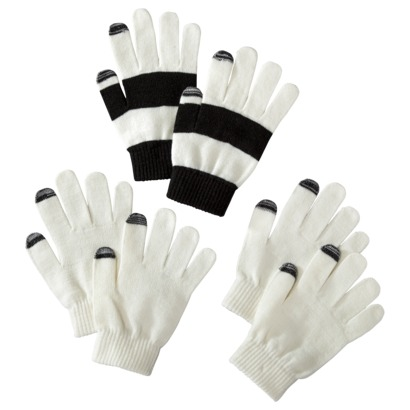 Tech touch gloves