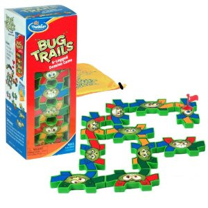 Bug Trails game