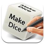 Make Dice Lite icon