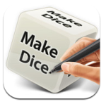 Make Dice Lite icon