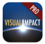 Visual impact pro icon
