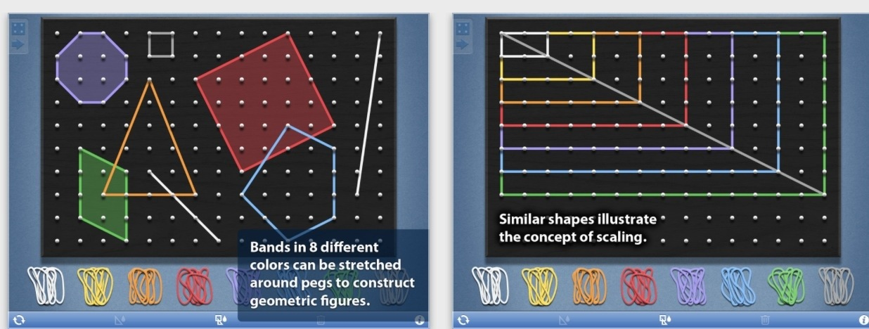 Geoboard App | OT's with Apps & Technology