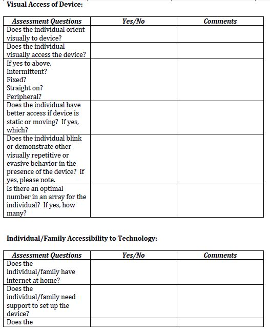 McGinnity iPad iPod Assessment Checklist3