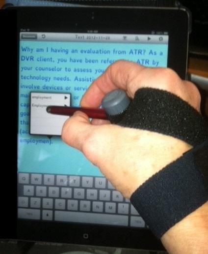 RJ cooper handpointer demo2