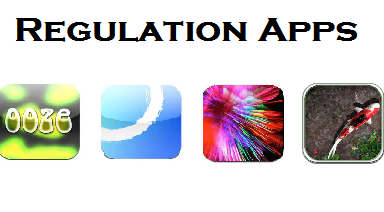 Regulation apps
