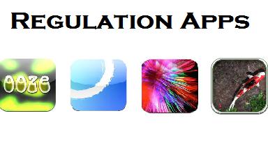 Regulation apps