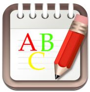 Little ABC Writer HD icon