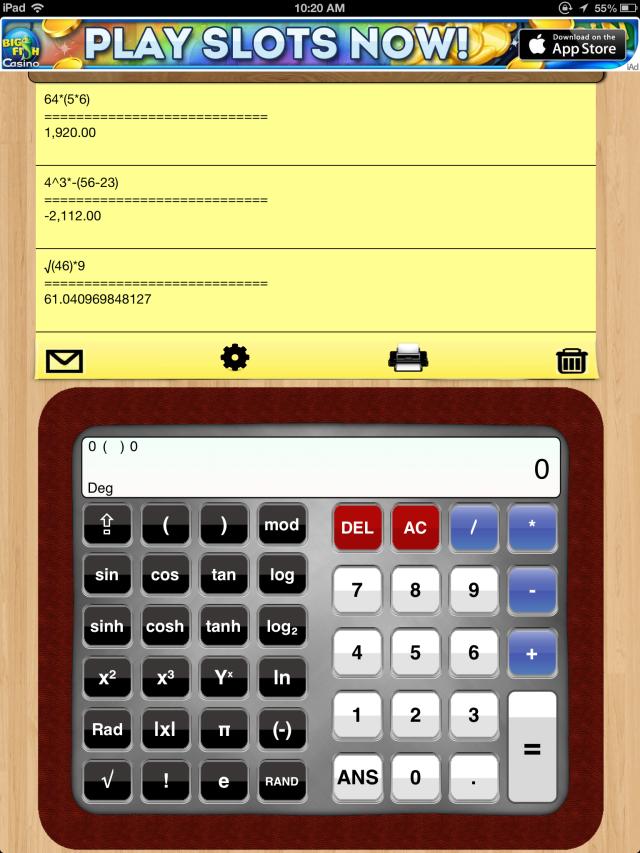 CalcuPad pic1