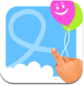 Smart Balloons Learning to Write icon