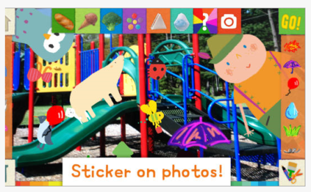 Magic Sticker pic3