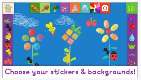 Magic Stickers pic1