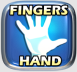PT and OT Helper app - Hands icon