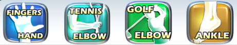 PT and OT Helper app icons x4