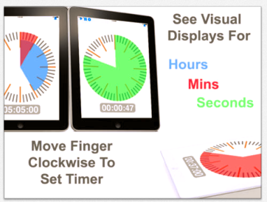 Time+ Touch timer pic1