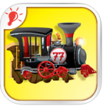 Puzzlingo Train icon