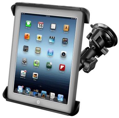 RAM mount iPad stand