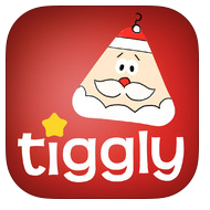 Tiggly Christmas app icon
