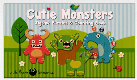 Cutie Monsters pic1