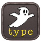 Ghost type icon