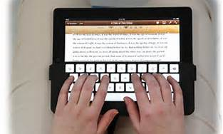 KEyboarding on iPad