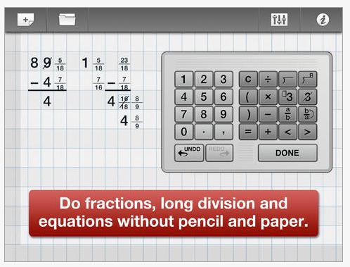 Mod Math App – Free Math Worksheet App | OT's with Apps & Technology