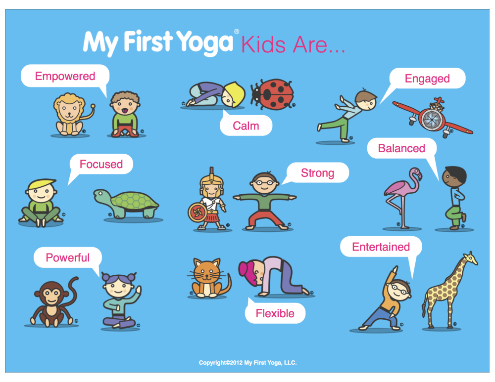 Yoga Poses And Names For Kids | newhairstylesformen2014.com