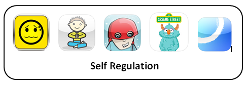 Self Regulation apps