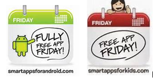 Smart app free app friday icons