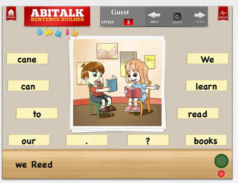 Sentence builder for special needs pic3