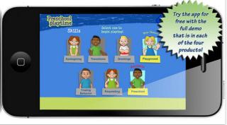 Social skill builder preschool image