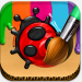 Bug art icon