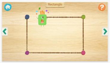 Doodle Critter Math shapes pic2