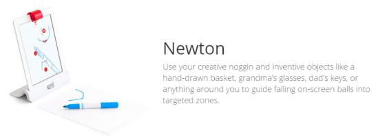 Osmo Newton pic