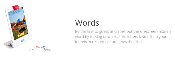 Osmo Words pic