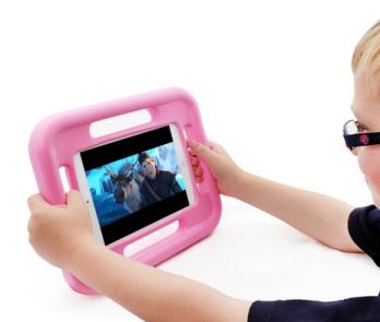 Snug case for iPad mini