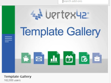 Google Template Gallery