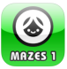 Kidori Easy Mazes icon
