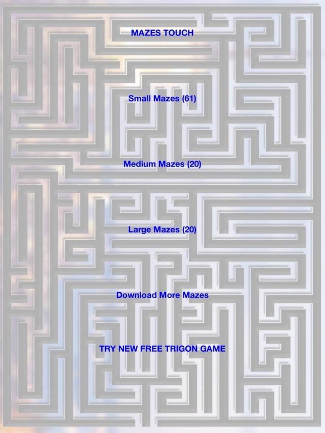 Mazes Activities Magnetic Maze Boards Or An App Ot S
