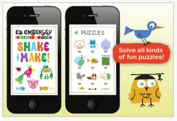 Ed Emberley's Shake & Make app pic1