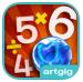 Marble Math app