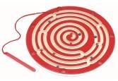 Maze magnet circle pic