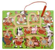 Maze magnet farm pic