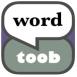 Wordtoob icon