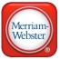 Merriam Webster icon Droid
